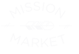 Logo white Mission Market