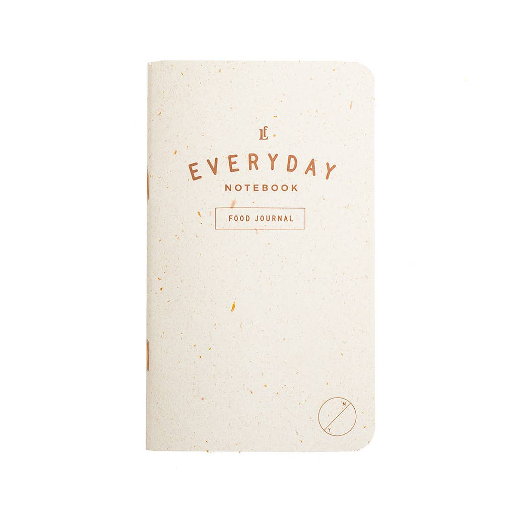 Everyday Food Journal Notebook 2-Pack