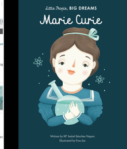 Marie Curie (Little People, Big Dreams) Book