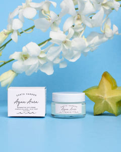 Aqua Aura - Reparative Eye Creme: Blue Tansy + Sea Collagen