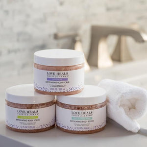 Love Heals Exfoliating Body Scrub