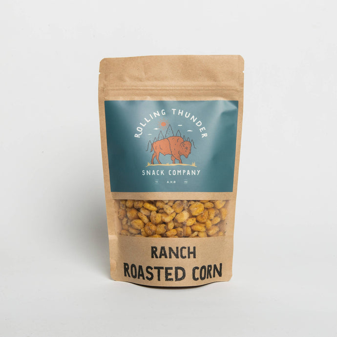 American Heritage Brands - Ranch Roasted Corn Snack