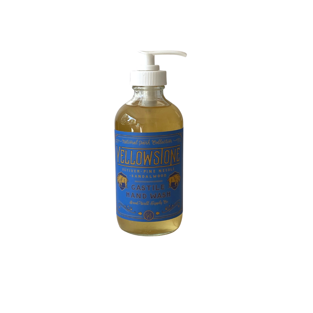 Good & Well Supply Co. - Yellowstone Castile Hand Wash