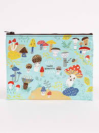 Fun Zipper Pouches