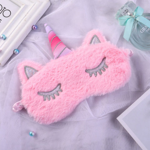 Image of New Unicorn Cute Eye Mask