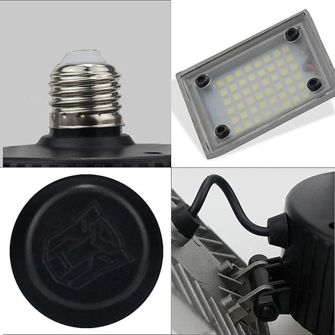 Image of TWIN PACK Directable LED Garage Light