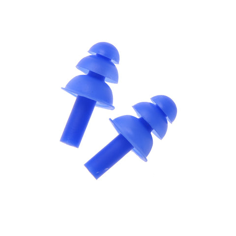 Image of Soft Anti-Snore Silicone Ear Plugs