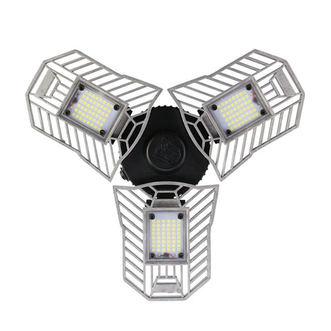 60W Led Deformable Lamp WITH MOTION SENSOR