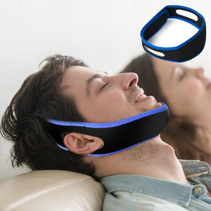 Anti Snoring Chin Strap Mouth Guard