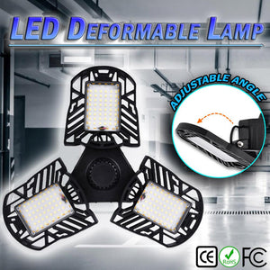 Directable LED Garage Light