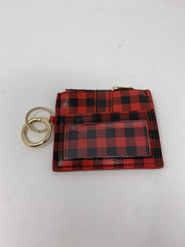 2unic Accessories Perfect Plaid Coin Purse