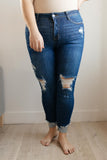 Ave Shops Womens All About The Cuff Jeans by Judy Blue