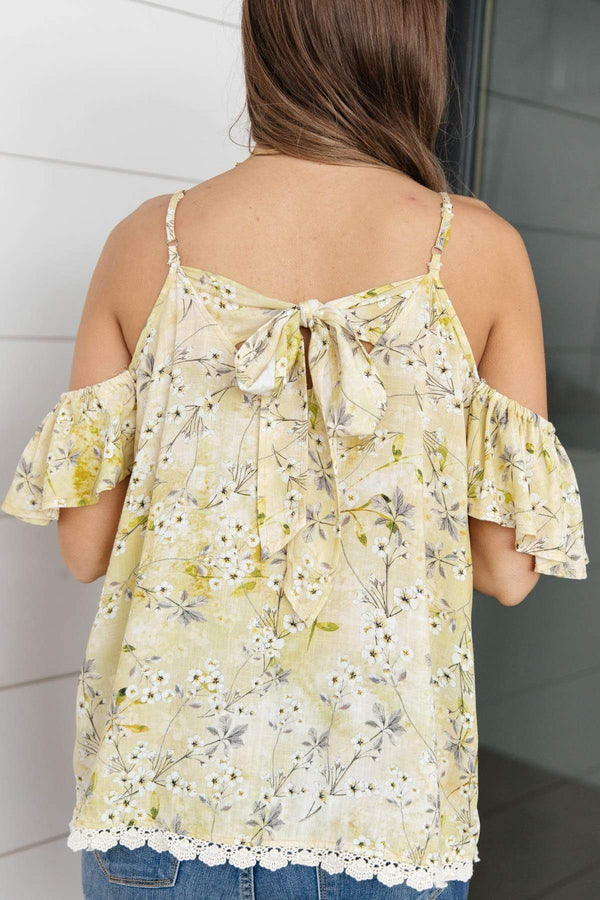 Ave Shops Womens Blossom Dreams Top