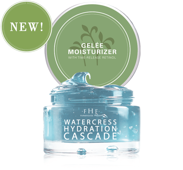 Farmhouse Fresh Beauty FarmHouse Fresh Watercress Hydration Cascade™ Gelée Moisturizer