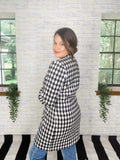 Hyfve, Inc. Jacket Houndstooth Coat