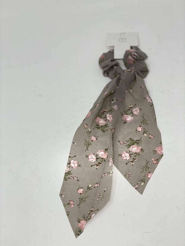 Joia Trading Accessories Taupe Tie a Ribbon Hair Ties