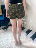Judy Blue bottoms Casual in Camo Shorts