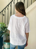 Kori America Top Shoulder Above the Rest Top