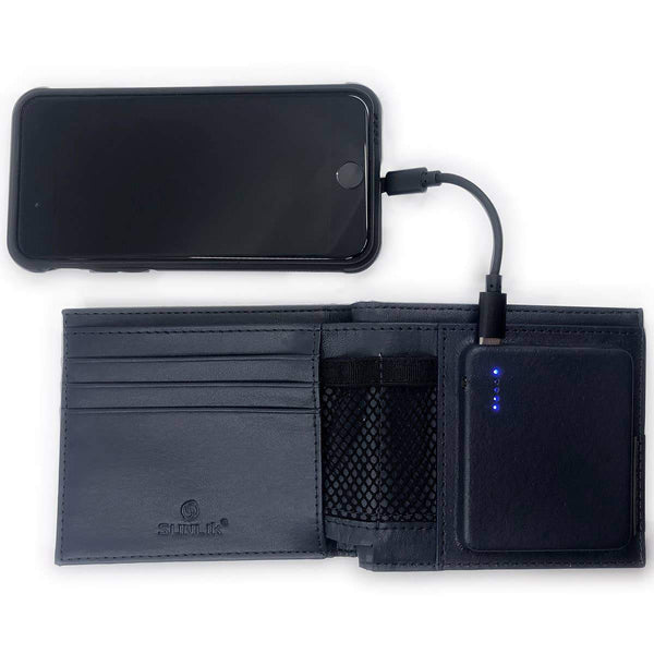 Mad Man home Power Bank Wallet