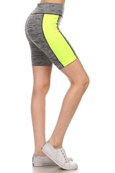 yelete group bottoms Seamless Performance Shorts