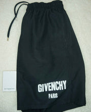 Givenchy Men's Logo Swim Shorts Large