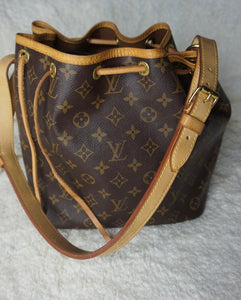 Louis Vuitton Petit Noé NM