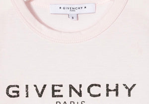 Givenchy Kids Logo T-Shirt (Youth 6)