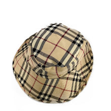 Burberry Nova Check / Denim Reversible Hat