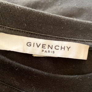 Givenchy 4G Contrasted Slim Fit T-Shirt