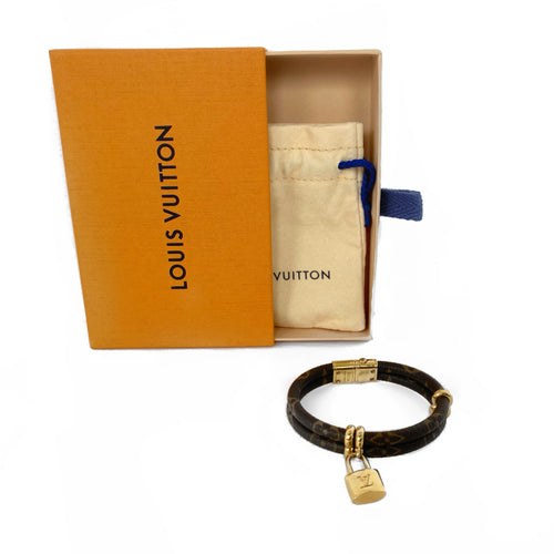 Louis Vuitton Keep it Twice Monogram Bracelet
