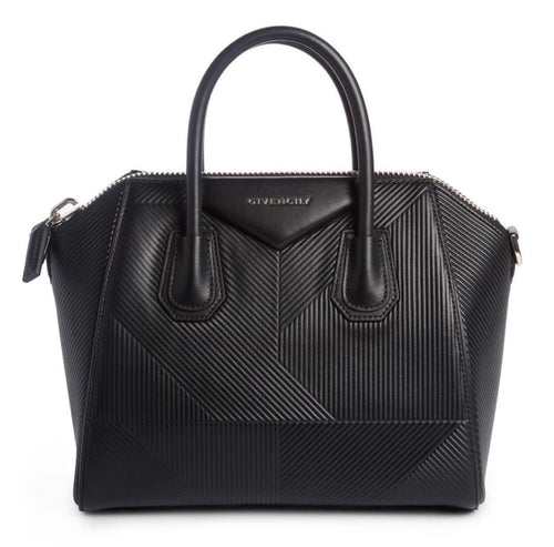Givenchy Geo-Embossed Antigona Small