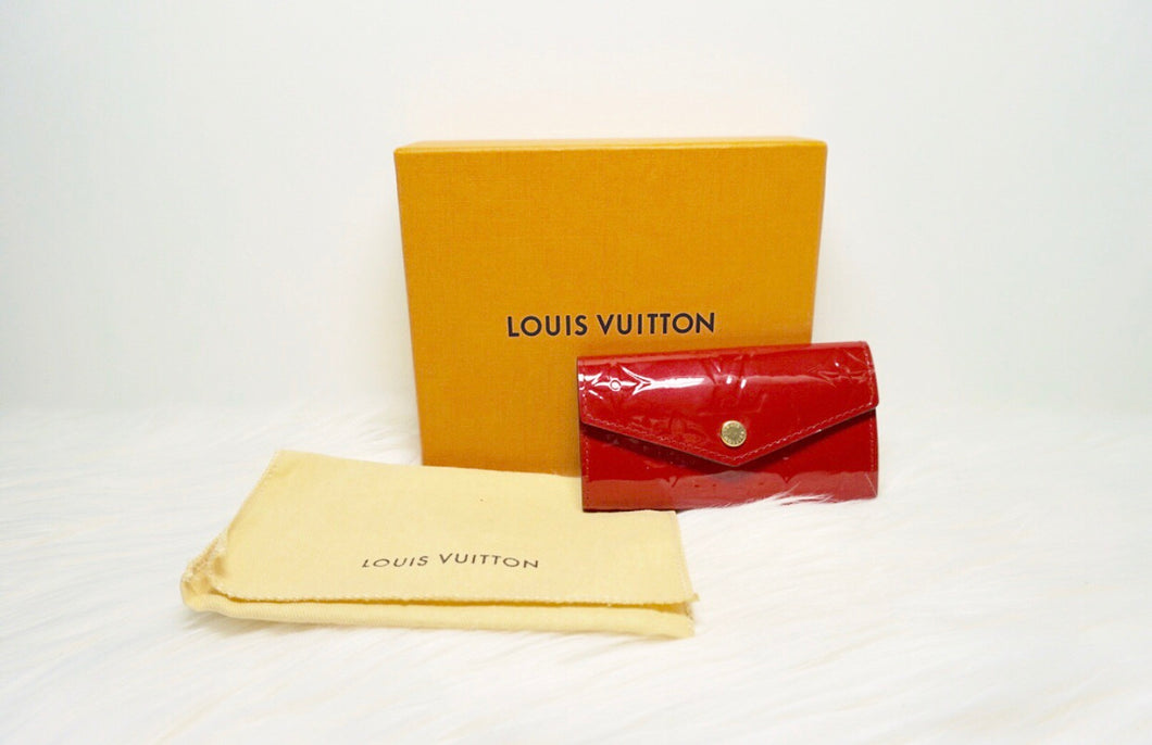 Louis Vuitton 4 Key Holder *Rare Color Way*
