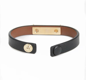 Givenchy Obsedia Pure Leather Bracelet