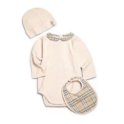 Burberry 12M Baby 3 Piece Set