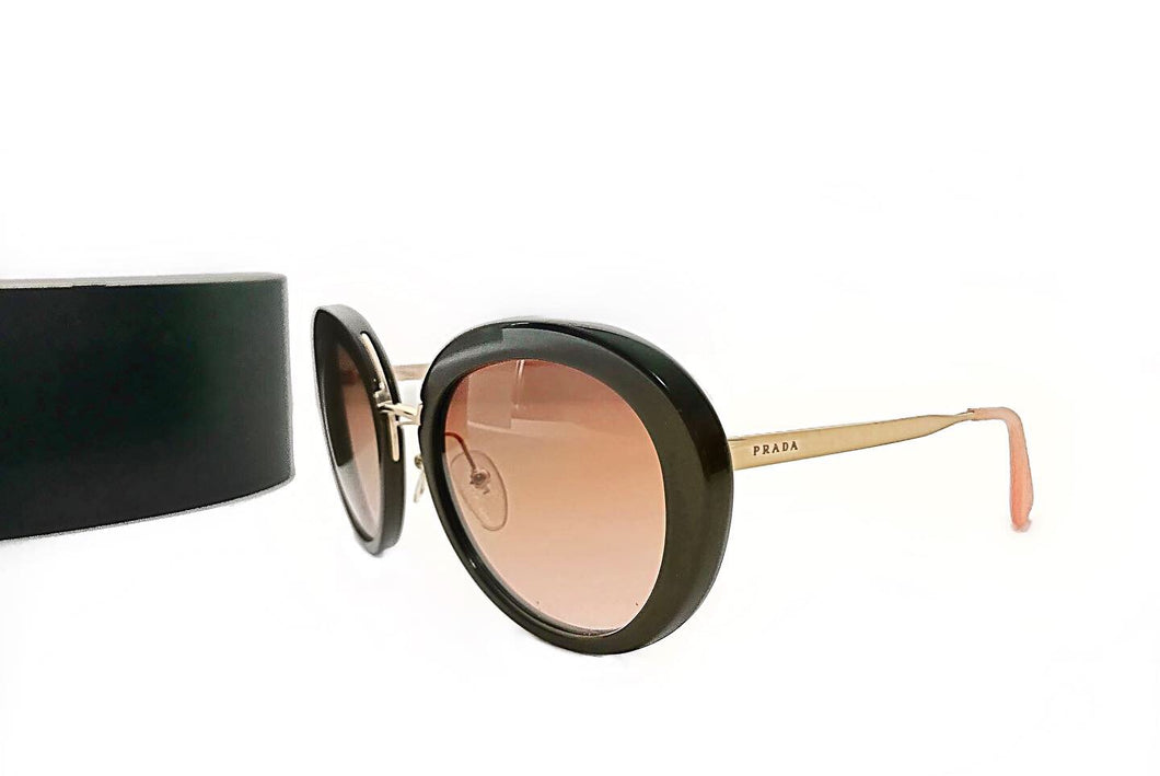 Prada Round Cinema Sunglasses