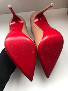 Christian Louboutin So Kate 120 Heels (Sz. 36)