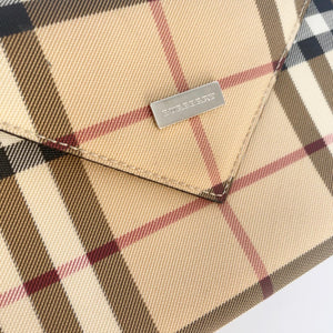 Burberry Envelope Clutch / Wallet