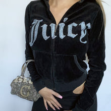 Juicy Couture Y2K Velour Zip Hoodie