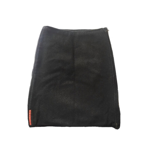 Prada Wool Pencil Skirt