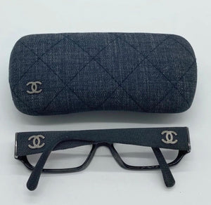 Chanel Vintage Denim Eyeglasses