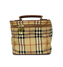 Burberry Large Cosmetic vanity Case Bag with Mirror