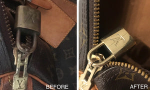 Louis Vuitton Hardware Refurbishment