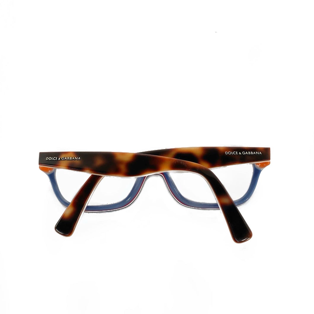 Dolce & Gabbana Havana Multi-layer Glasses