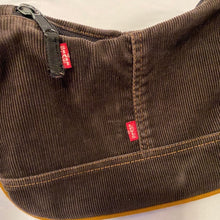 Levi's Vintage Brown Corduroy Shoulder Purse