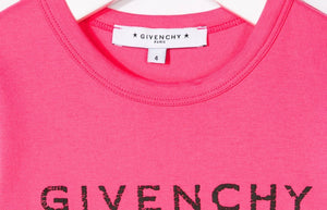 Givenchy Kids Logo T-Shirt (Youth 4)