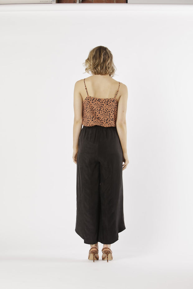 Marrakesh Petal Pants Black Magic