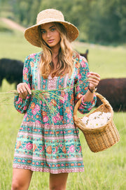 Amberley Tunic Dress