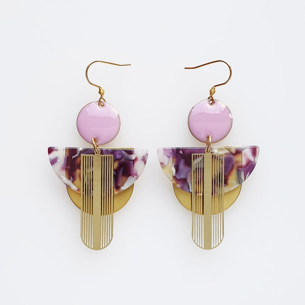 Songstress Earrings