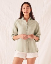 Xander Shirt Soft Green