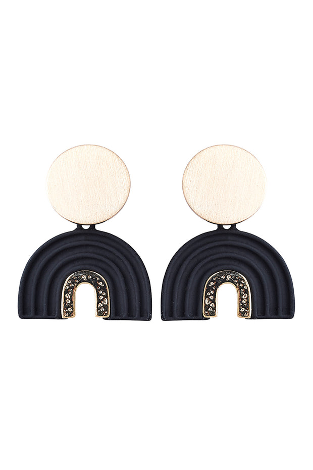 Margaux Moon Earring